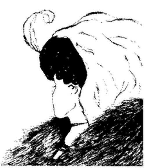 Картинки женщина или старуха